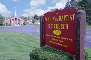 St. John the Baptist Roman Catholic Church, Boston NY