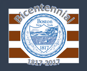 Town of Boston Bicentennial